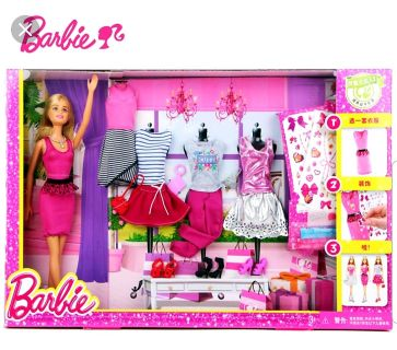 Looking for cheap Barbie lot or sets (in guc)
