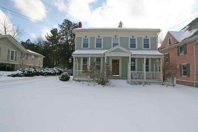 83 East Main Street Avon Four BR, Style and character throughout