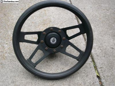 grant steering wheel & adapter
