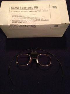 Spectacle Kit Fits Advantage 1000/Millennium Respirator/Free Shipping C-US