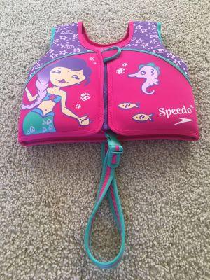 Speedo Swim Vest for Girls - Brand New Ages 4-6