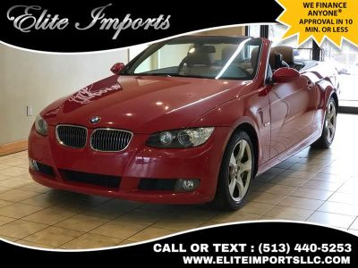 2008 BMW 3-Series 328i (Red)