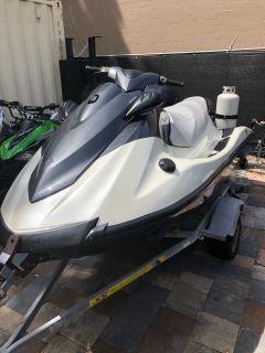 2014 Yamaha VX Deluxe PWC 3 Seater Jacksonville, FL