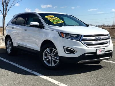2018 Ford Edge SEL AWD (White)