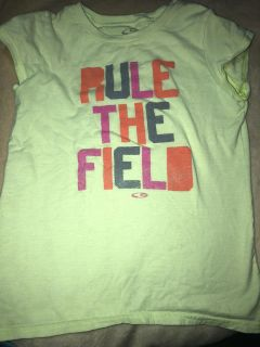 Champion Size 7/8 Rule The Field T-Shirt