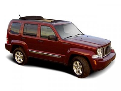 2009 Jeep Liberty Sport (Bright Silver Metallic)