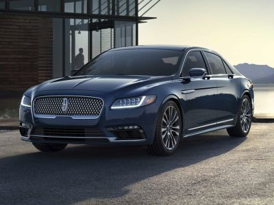 2019 Lincoln Continental Reserve (Magnetic Gray Metallic)