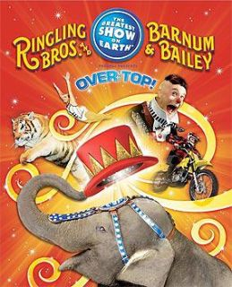 Ringling Bros. and Barnum  Bailey Circus Tickets at Extraco Events Center on 07122014