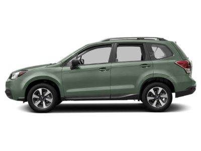 2018 Subaru Forester 2.5i (Jasmine Green Metallic)