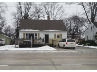 3 Bed 1 Bath Foreclosure Property in Appleton, WI 54915 - E Calumet St