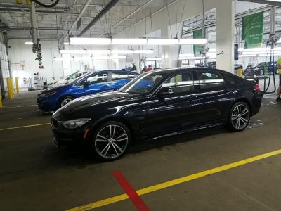 2016 BMW 4 Series 4dr Sdn 435i xDrive AWD Gran C (Black Sapphire Metallic)
