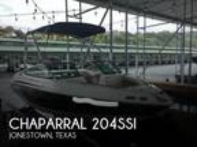 Chaparral - 204SSI