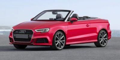 2018 Audi A3 Cabriolet Tech Premium Plus ()