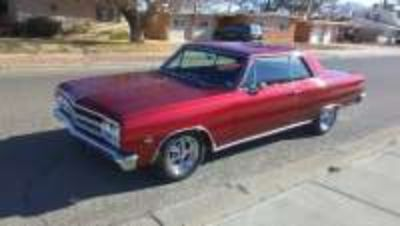 1965 Chevrolet Malibu Super Sport For Sale