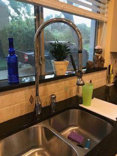 Kohler Kitchen Sink Faucet