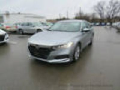 2019 Honda Accord Sedan LX 1.5T CVT LX 1.5T CVT New 4 dr Sedan CVT Gasoline 1.5L