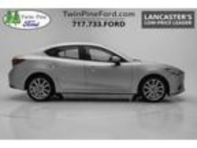 Used 2017 MAZDA Mazda3 4-Door For Sale