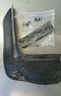 Find 1980 YAMAHA TRI MOTO LEFT MUD FLAP USED #521 motorcycle in Carlock, Illinois, United States, for US $40.00
