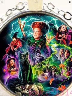 Hocus Pocus all characters Halloween goth new