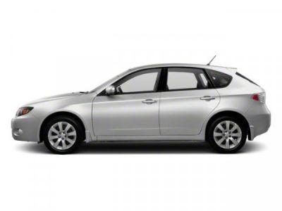 2011 Subaru Impreza WRX Base (Spark Silver Metallic)