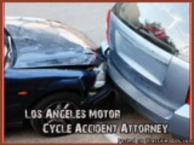 Los Angeles Motor Cycle Accident Attorney