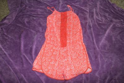 Cat and Jack Lace Jumper size 7/8