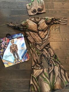 Guardians of Galaxy Groot. Size 3t/4t. $10
