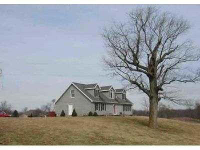4 Bed 3.5 Bath Foreclosure Property in Mount Sterling, OH 43143 - State Route 323