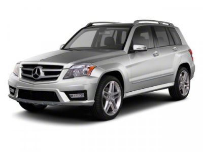 2010 Mercedes-Benz GLK-Class GLK350 (Steel Gray Metallic)