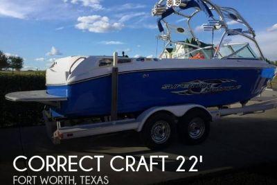 2006 Correct Craft Super Air Nautique 220 Team