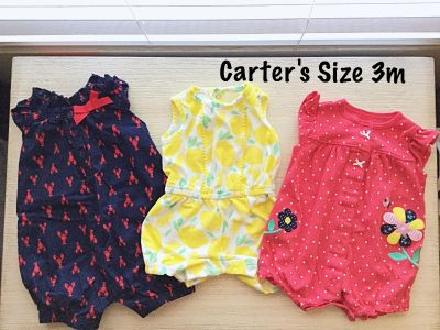 3 outfits size 3m