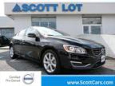 used 2016 Volvo S60 for sale.