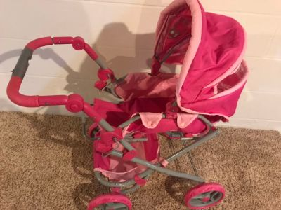 Like new large baby stroller