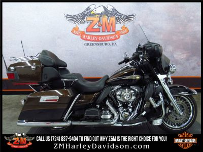 2013 Harley-Davidson Electra Glide Ultra Limited 110th Anniversary Edition Touring Motorcycles Greensburg, PA