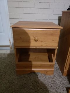 South Shore Little Treasure Collection Night Stand
