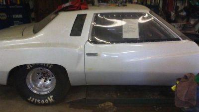 1973 Monte Carlo Big tire car high quality build