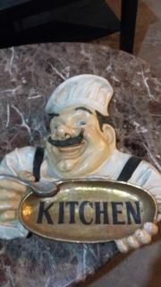 Adorable kitchen sign