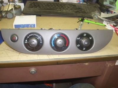 Find Temp Climate AC Heater Control Toyota Camry 2002 02 2003 03 2004 04 05 06 motorcycle in Chicago Heights, Illinois, United States, for US $27.97