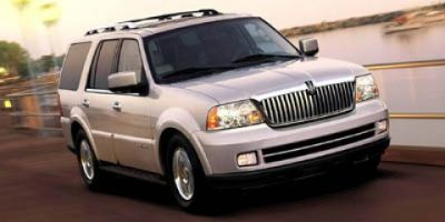 2005 Lincoln Navigator Luxury (Tan)