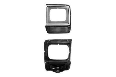 Purchase Replace CH2512122 - 86-87 Dodge Ram LH Driver Side Headlight Door Brand New motorcycle in Tampa, Florida, US, for US $25.72