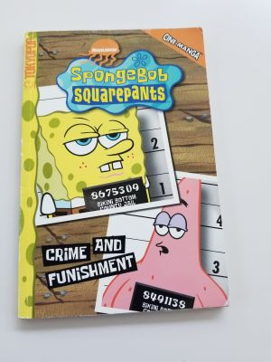 SpongeBob book: Crime and Punishment