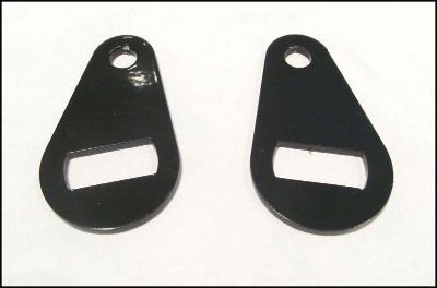 Buy TRIUMPH 250 500 AND 650 SINGLES AND TWINS SMALL FRONT FENDER BRACKET PN# 97-1685 motorcycle in Denver, Colorado, US, for US $18.95