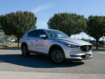 2017 Mazda CX-5 Touring w/ Preferred Equipment (Sonic Silver)