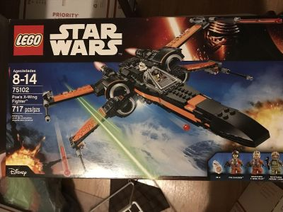 NEW LEGO Star Wars Poe s X-Wing Fighter