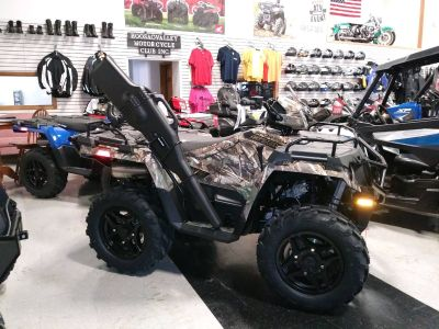 2018 Polaris Sportsman 570 SP Hunter Edition Utility ATVs Adams, MA