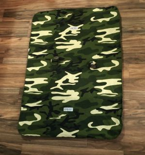 Camo CarSeat Canopy