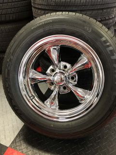 Rev Wheels and Tires