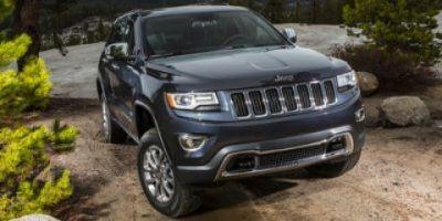 2016 Jeep Grand Cherokee Overland (Granite Crystal Metallic Clearcoat)