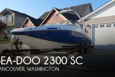 2011 Sea Doo 230 Challenger SE