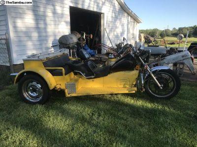 VW powered trike. Runs great. $3500 cash